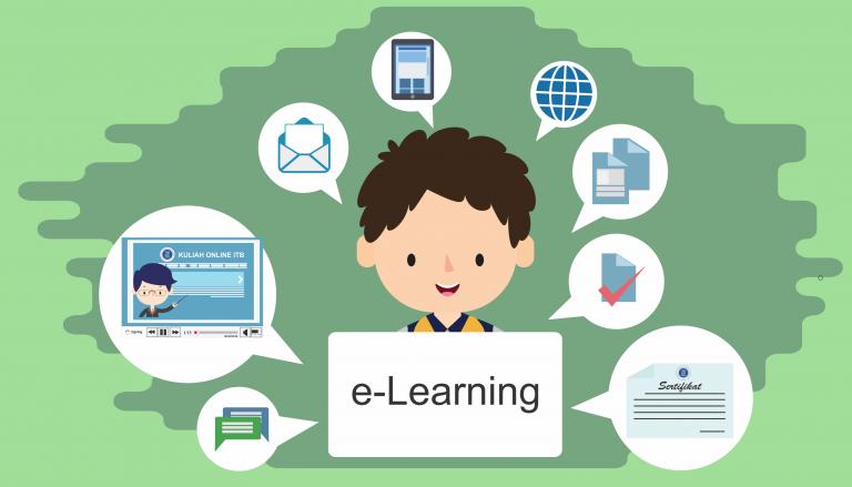 Web Simulasi E-Learning